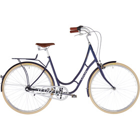Viva Bikes Juliett Entry Dame dark blue